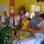 Second groupe de cuisine
