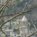 Randonnée sur le sentier des églises en montagne noire