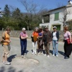 Promenade au « village de Caractère » de Balazuc