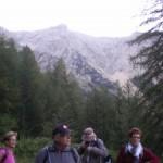 L'ascension du PIC de BURE dans les Hautes Alpes
