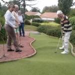 Le mini golf miniature de Fouras