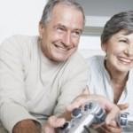 Les seniors et les jeux vidéo