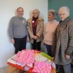 Les mamies tricoteuses