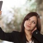 La tendance des selfies